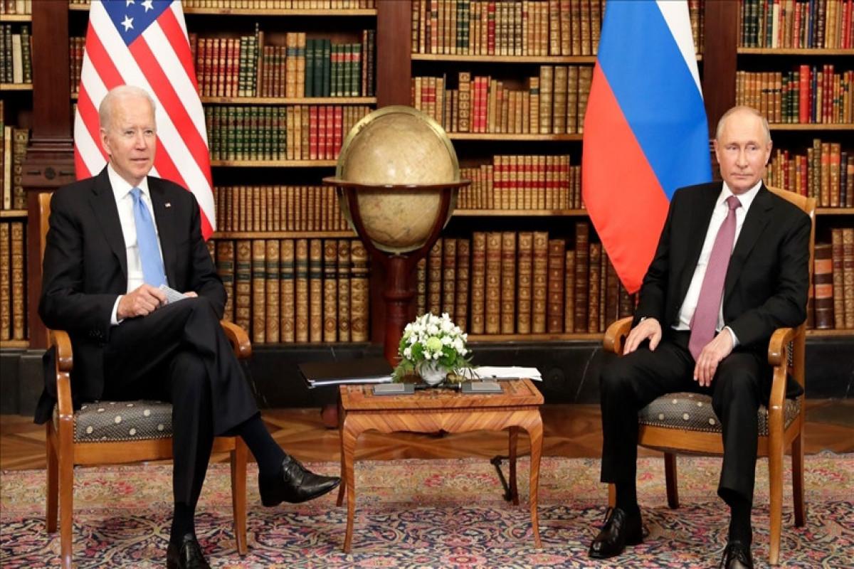 Putin praises 1st meeting with Biden as