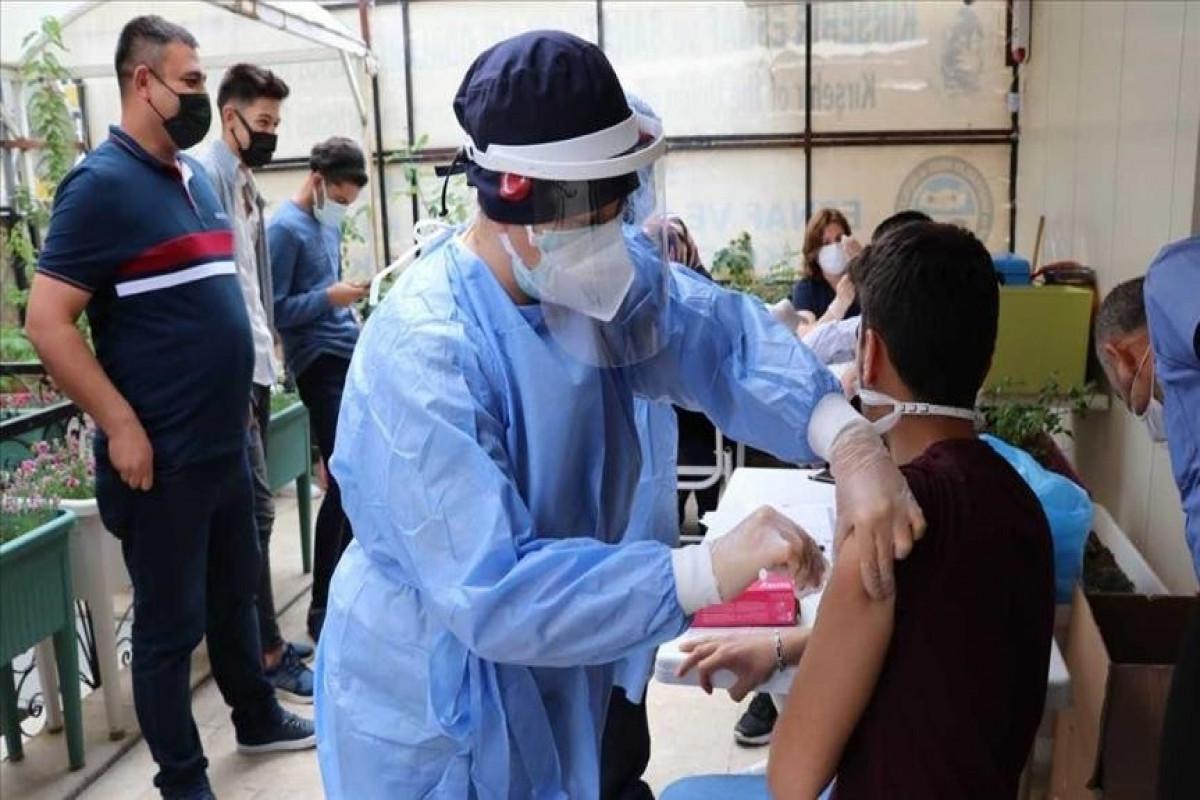 Turkey records 6,221 new coronavirus cases