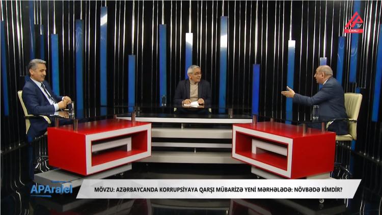 Azərbaycanda korrupsiya ilə mübarizə yeni mərhələdə: növbədə kimdir? | APAralel