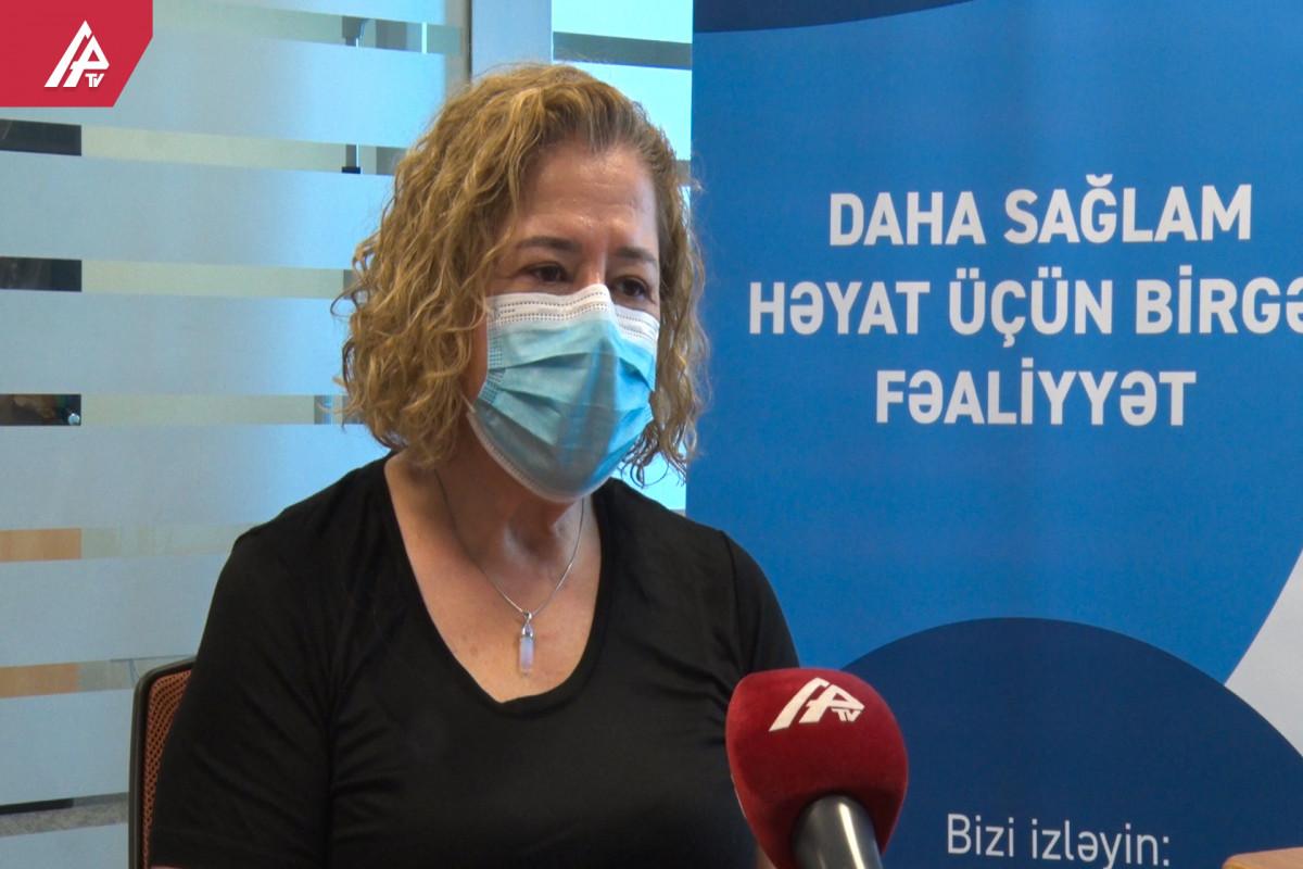 """Hande Harmancı: """"Bu tarixdən koronavirus yenidən alovlana bilər""""- <span class="""