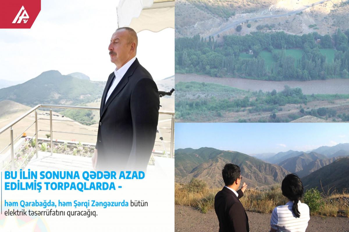 Türk dünyasını birləşdirən yol - <span class=