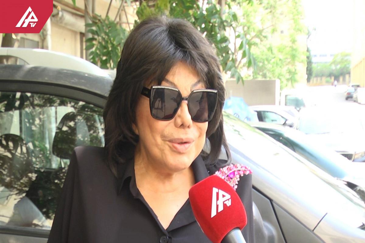 """Flora Kərimova: """"Ali Baş Kamandan məni əsgər kimi qiymətləndirdi"""" - <span class=""""red_color"""">EKSKLÜZİV"""
