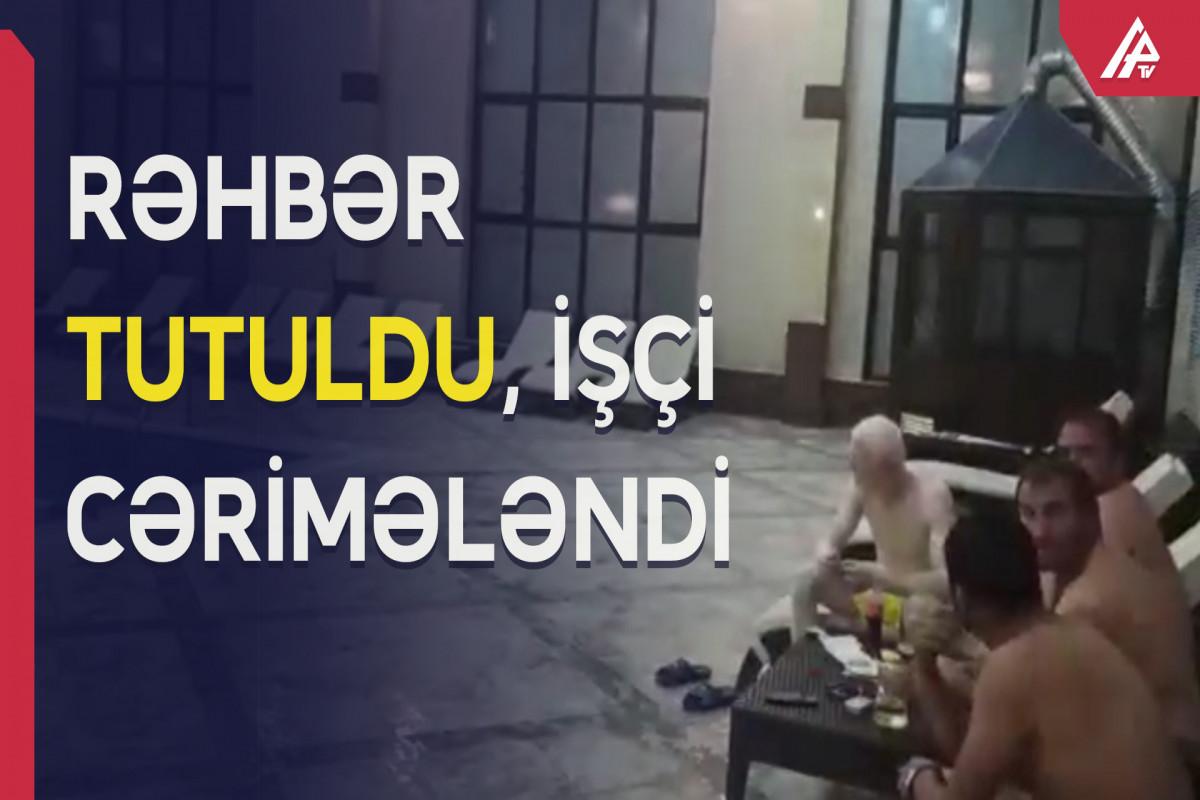 SPA mərkəzinin rəhbərini niyə həbs etdilər?  - GİZLİ ŞƏKİLDƏ...