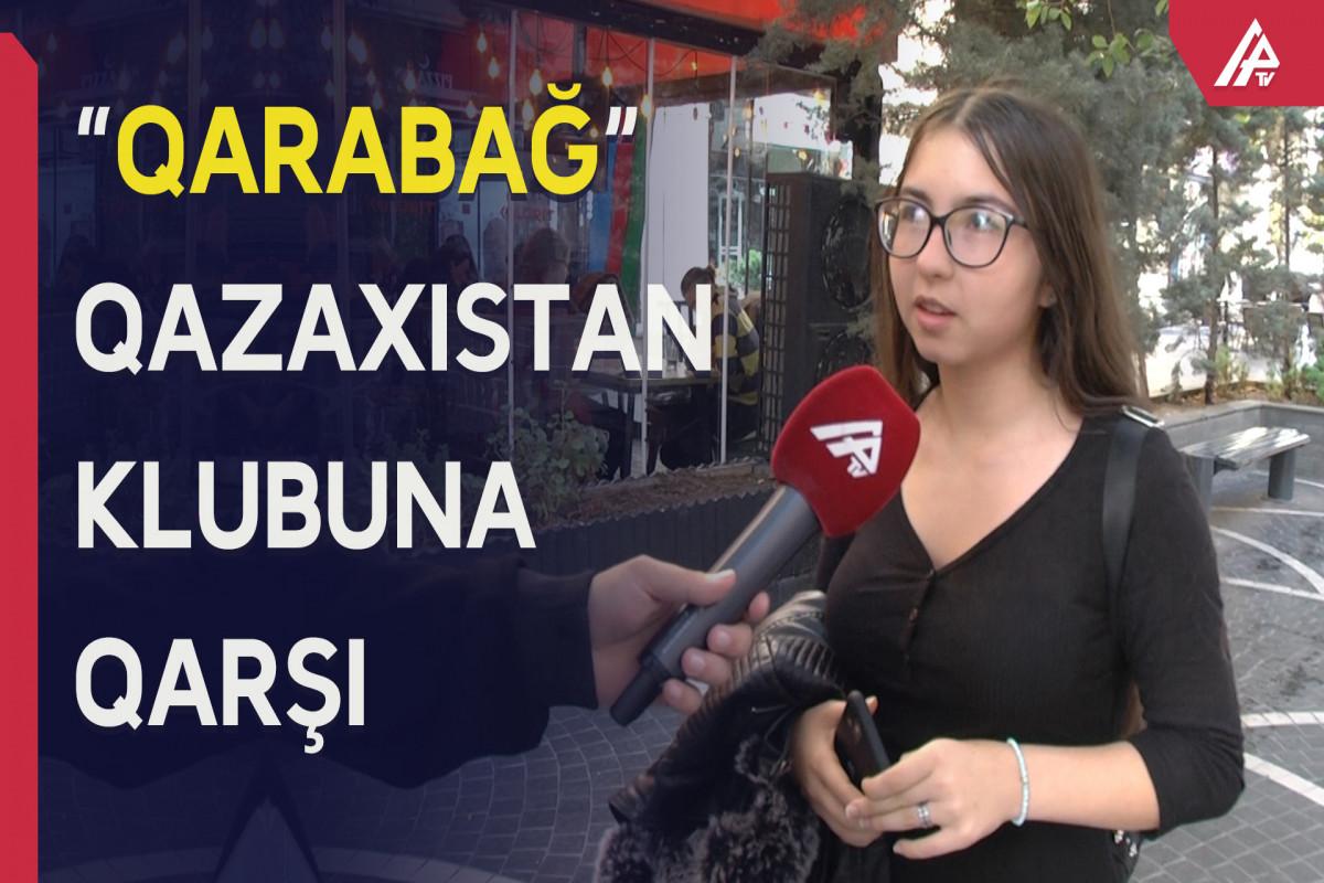 """""""Qarabağ"""" - """"Kayrat""""a qarşı: Hansı komanda qalib gələcək? - SORĞU"""