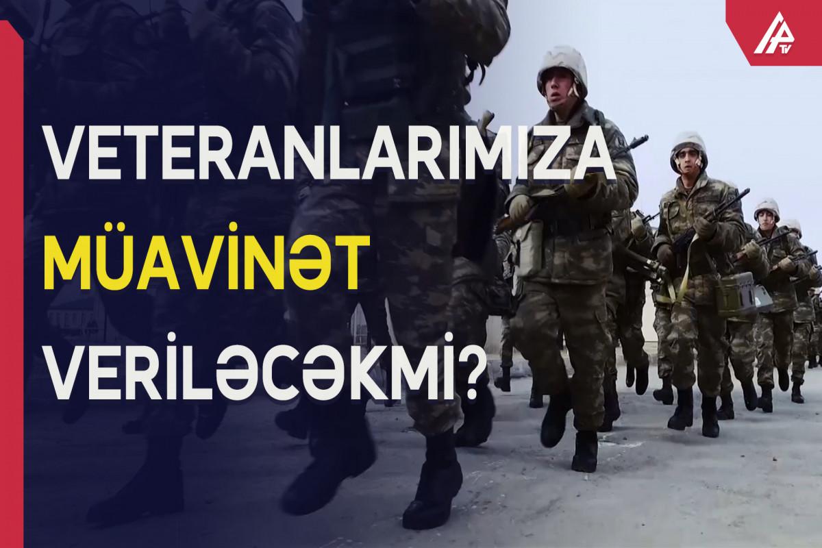 II Qarabağ Müharibəsi iştirakçılarına maddi yardım ediləcəkmi?  -  ARAŞDIRMA