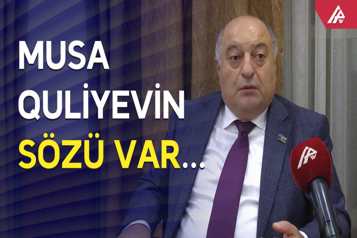 20 ildən çoxdu silahım yoxdu – MİLLƏT VƏKİLİ