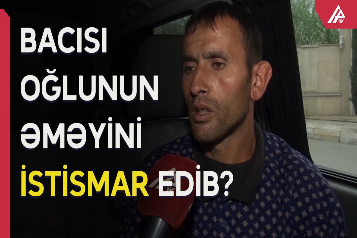 Azərbaycanda 28 yaşlı oğlanı kim qul kimi satdı?
