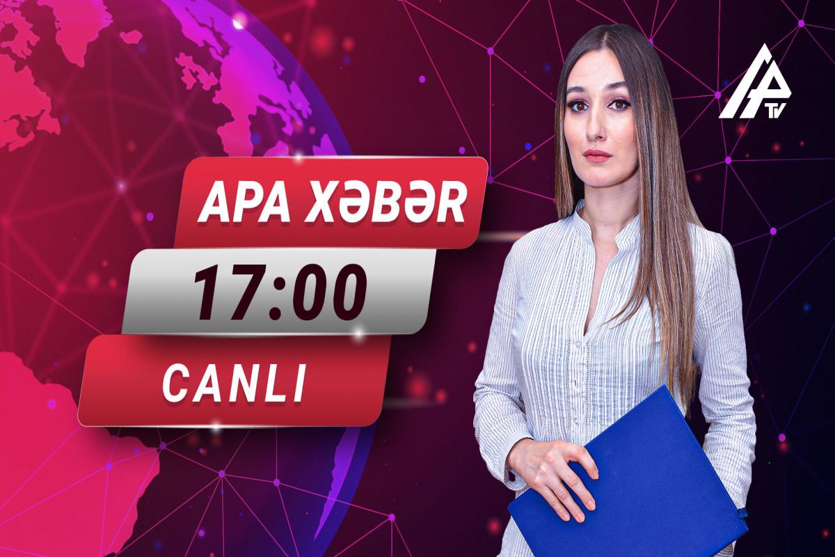 """Ermənistan alternativ yolu hansı pulla çəkəcək?  - <span class=""""red_color""""> """"APA XƏBƏR""""in saat 17:00 buraxılışı (17.09.2021)"""