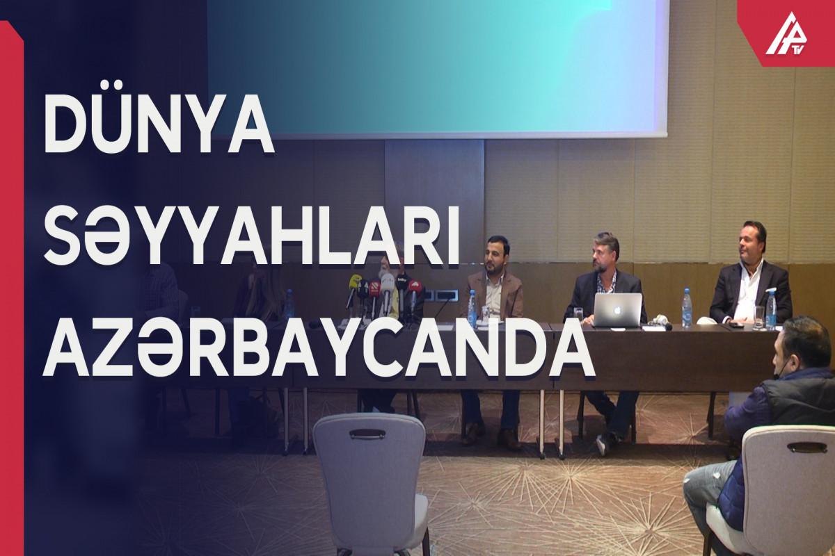 Dünya şöhrətli səyyahların Azərbaycana səfəri başlayıb