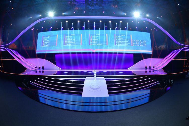 Календарь матчей ЕВРО-2020: В Баку первыми сойдутся Уэльс и Швейцария