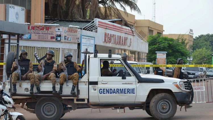 At least 14 killed in attack on Burkina Faso church