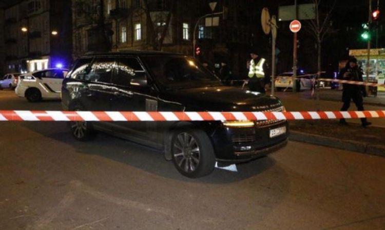 Kiyevdə deputatın avtomobilinə açılan atəş nəticəsində oğlu ölüb