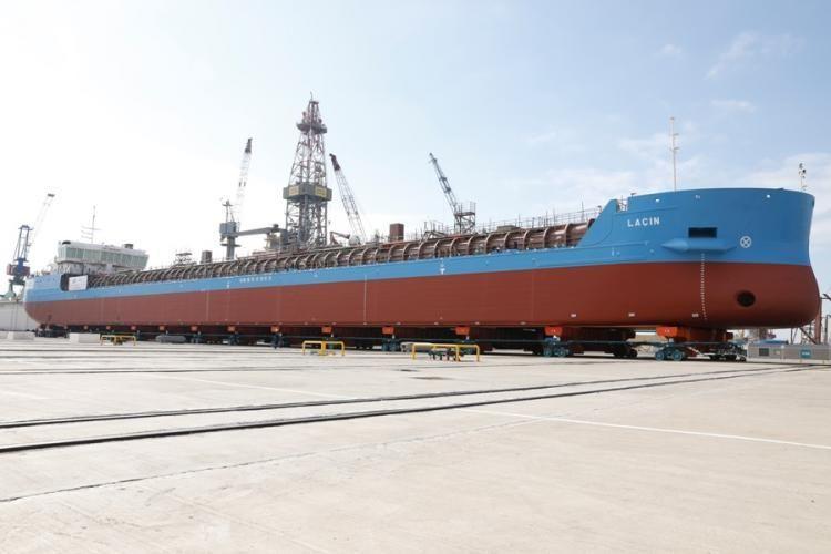 Первый азербайджанский танкер «Лачин» будет сдан в эксплуатацию в этом месяце