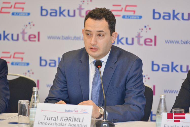 """Tural Kərimli: """"Akselerasiya Mərkəzində 52 hibrid startap fəaliyyət göstərəcək"""""""