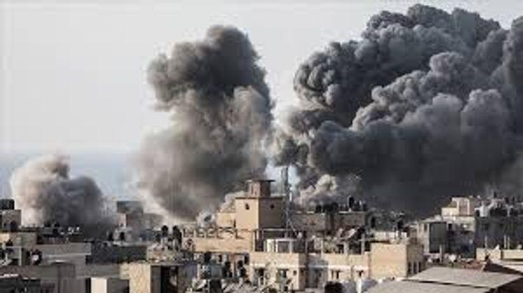 Haftar airstrikes