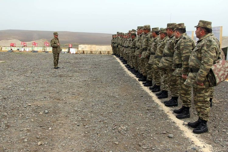 Tactical exercises of Rocket-artillery units are conducted - <span class='red_color'>VIDEO</span>