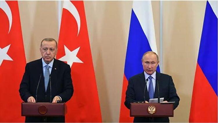 Date of meeting between Putin and Erdogan unveiled