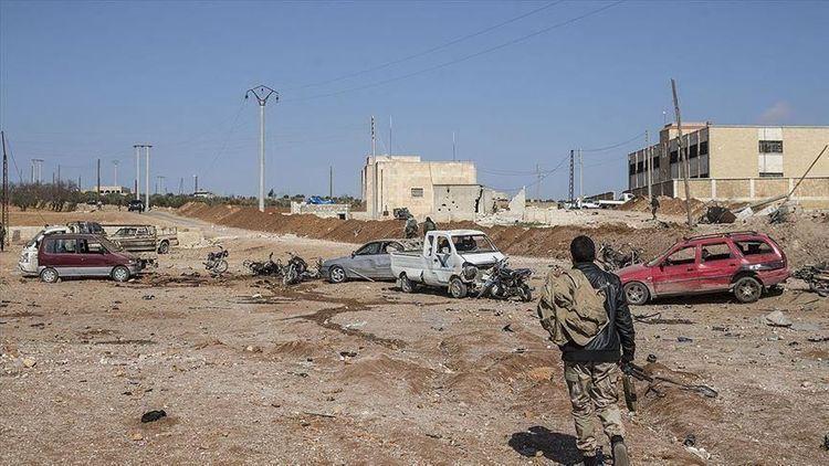 Suriyada bomba partlayışı nəticəsində rusiyalı hərbçilər yaralanıb