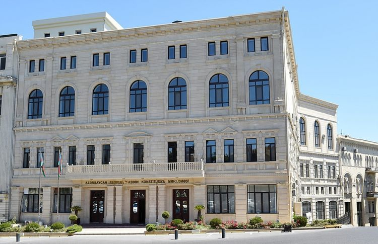 Constitutional Court of Azerbaijan Republic to review President's request on December 4