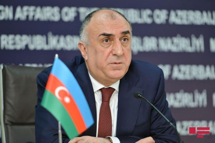 Мамедъяров: Настало время избавиться от моментов, затрудняющих процесс в вопросе Нагорного Карабаха