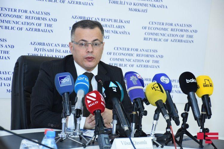 Вусал Гасымлы: В этом году ненефтяной экспорт Азербайджана увеличился как минимум на 16%