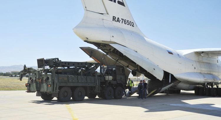 New US Legislation will sanction Turkey for S-400 Purchase, Russian Nationals for Syrian Ties