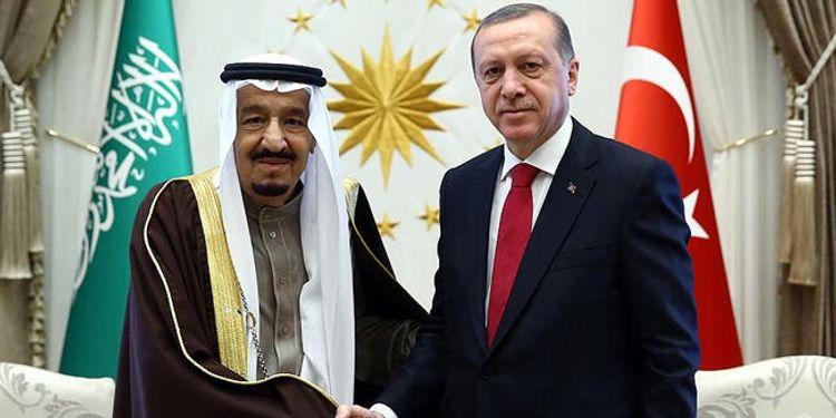 Türkiyə prezidenti Səudiyyə Ərəbistanının kralına başsağlığı verib