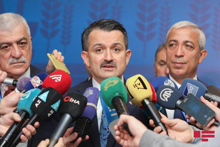 Turkish Minister: BTK railway creates great opportunities for Azerbaijan and Turkey
