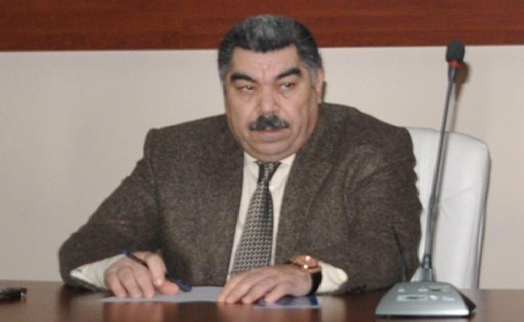 Head of Hacigabul Executive Power changed