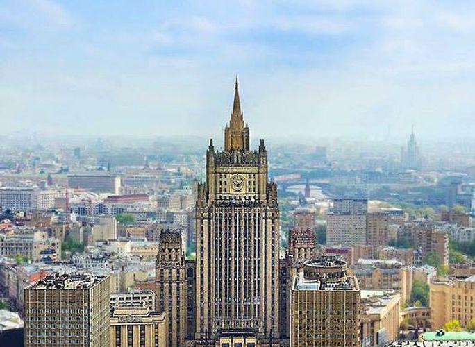 МИД РФ прокомментировал высылку российских дипломатов из Берлина