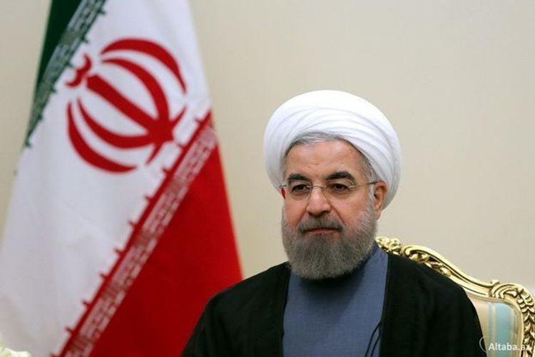 İran Prezidenti dinc aksiyaçıları azad etməyə çağırıb