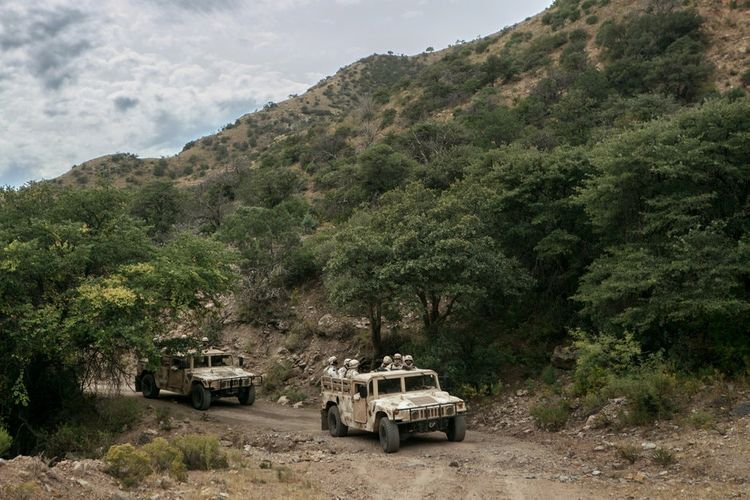 U.S. State Department says working with Mexico on tools to fight drug cartel threat