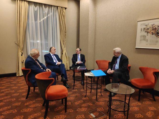 Главы МИД Азербайджана и Армении договорились продолжить переговоры - ОБНОВЛЕНО