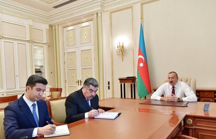 Президент Азербайджана: Чиновники не должны смотреть на должность как на источник дохода
