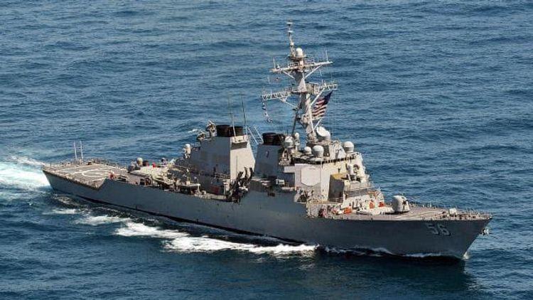 США задержали судно с иранским оружием в Оманском заливе