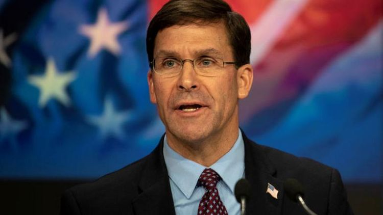 U.S. military completes pullback from northeast Syria, Esper says