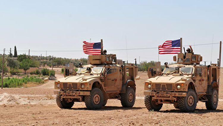 США завершили отвод войск с севера Сирии