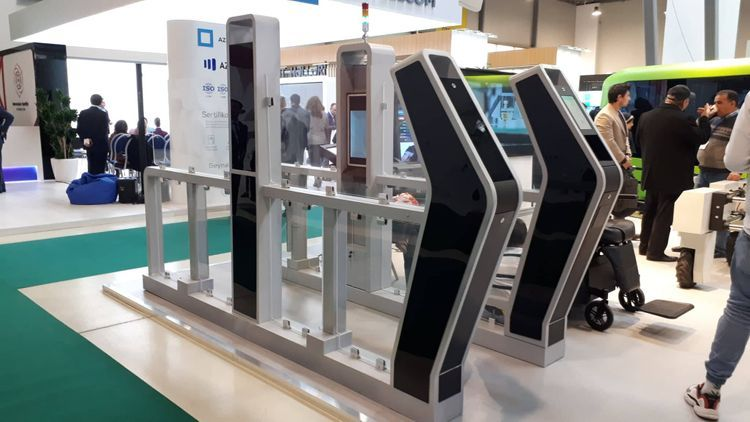 Electronic border crossing point to put into operation in Baku airport