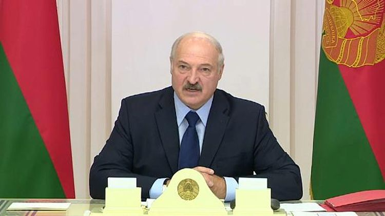 """Lukashenko: """"Belarus will never join another state"""""""