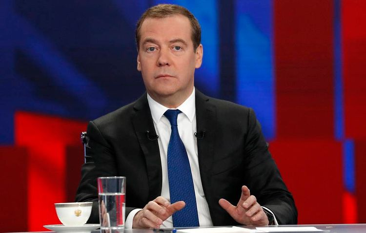 Russian PM says EU's policy in relations with Russia shortsighted