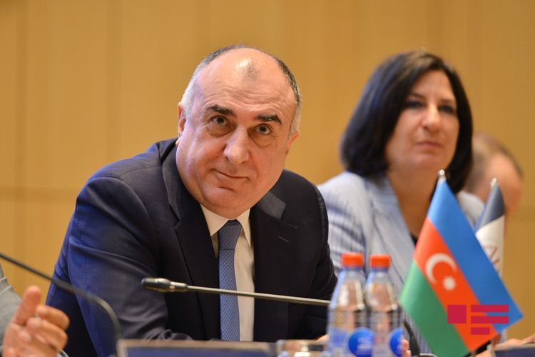 """Elmar Mammadyarov: """"Our yesterday's meeting with Armenian counterpart was quite tough"""""""
