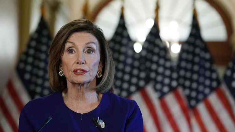 House Speaker Pelosi: Trump to be Impeached