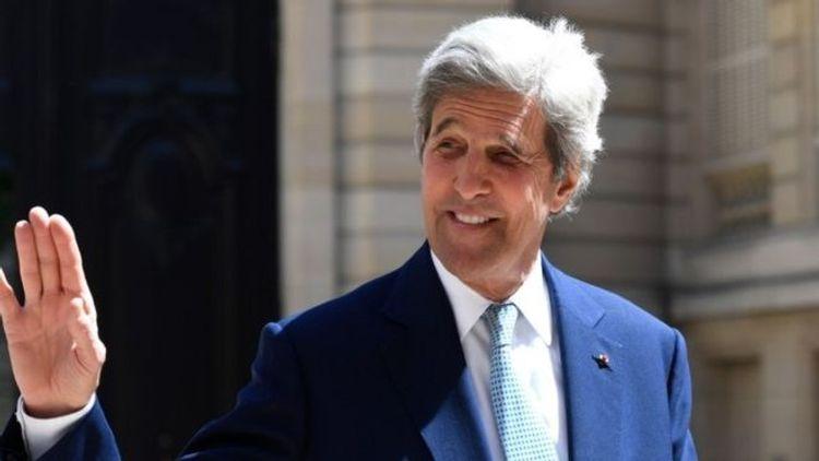 John Kerry backs Joe Biden bid to take on Trump in 2020