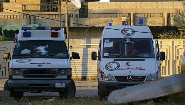 İranda toyda partlayış nəticəsində 11 nəfər ölüb, 34 nəfər yaralanıb