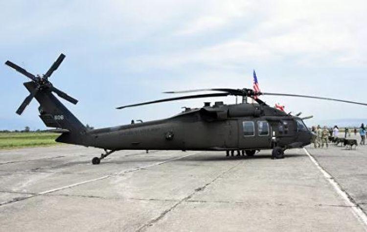 ABŞ Milli Qvardiyasına məxsus helikopter qəzaya uğrayıb, 3 nəfər ölüb