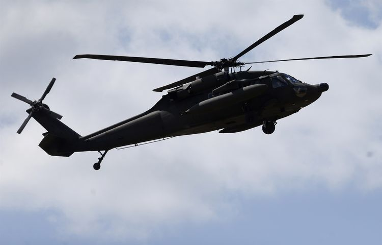 3 National Guard members dead in US helicopter crash in Minnesota