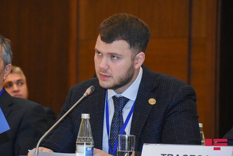 """Ukraynalı nazir: """"TRACECA-nın imkanlarından istifadə genişləndirilməlidir"""""""