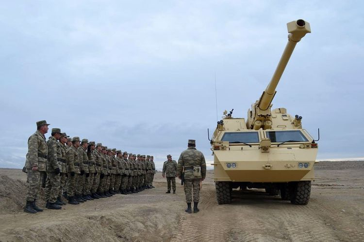 Cadets of the Azerbaijan Military Academy started field training - VIDEO