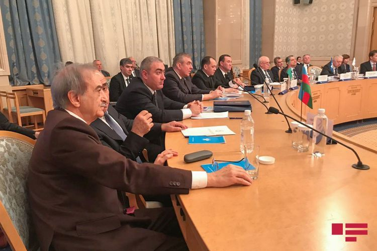 CIS Economic Council meeting held in Moscow - PHOTO