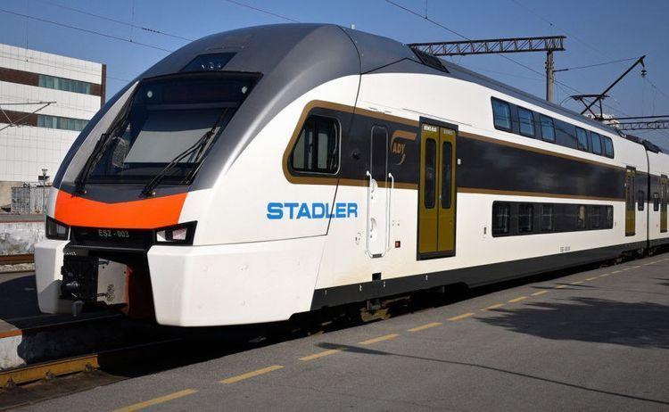 Пассажирские поезда в Азербайджане будут курсировать по новому графику